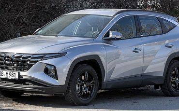Hyundai Tucson 4×4 DSG